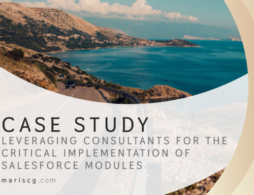 Case Study: Leveraging Consultants for the Critical Implementation of Salesforce Modules
